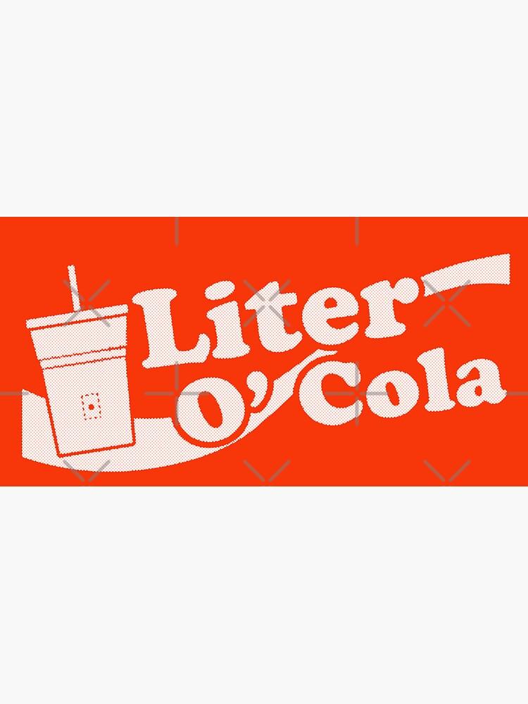 Liter o' Cola! by LordNeckbeard