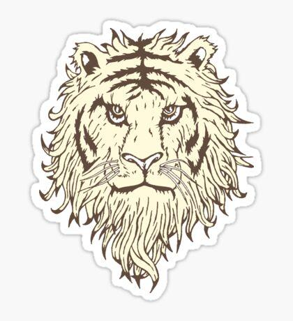 Muzich's Liger Sticker