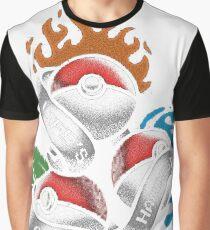Life's Hardest Choice - Pokemon Graphic T-Shirt