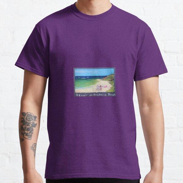 RENOIR ON DEADMANS BEACH Classic T-Shirt