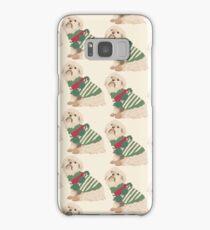 Christmas Peppy Samsung Galaxy Case/Skin