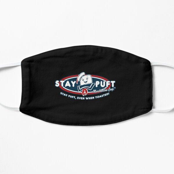 Stay Puft Marshmallows Shirt Flat Mask
