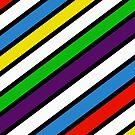 Stripes by WildestArt