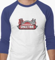 Inspector Spacetime Blorgon Edition Men's Baseball ¾ T-Shirt