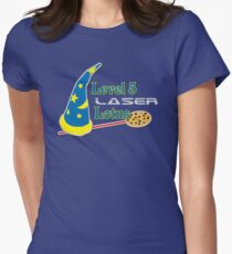 Level 5 Laser Lotus Women's Fitted T-Shirt