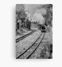 Romney, Hythe & Dymchurch Railway Canvas Print