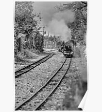 Romney, Hythe & Dymchurch Railway Poster