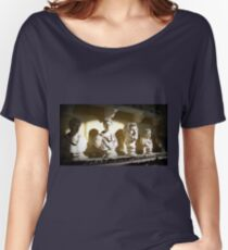 Elder Statesmen Women's Relaxed Fit T-Shirt