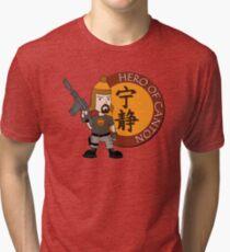 Hero of Canton Tri-blend T-Shirt