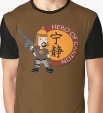 Hero of Canton Graphic T-Shirt