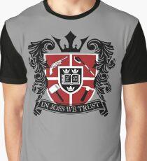 In Joss We Trust Graphic T-Shirt