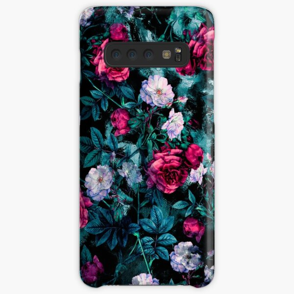 RPE FLORAL ABSTRACT III Samsung Galaxy Snap Case