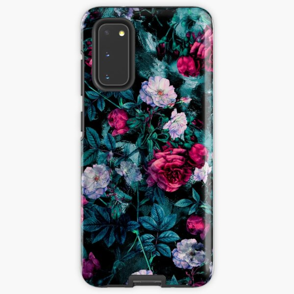 RPE FLORAL ABSTRACT III Samsung Galaxy Tough Case