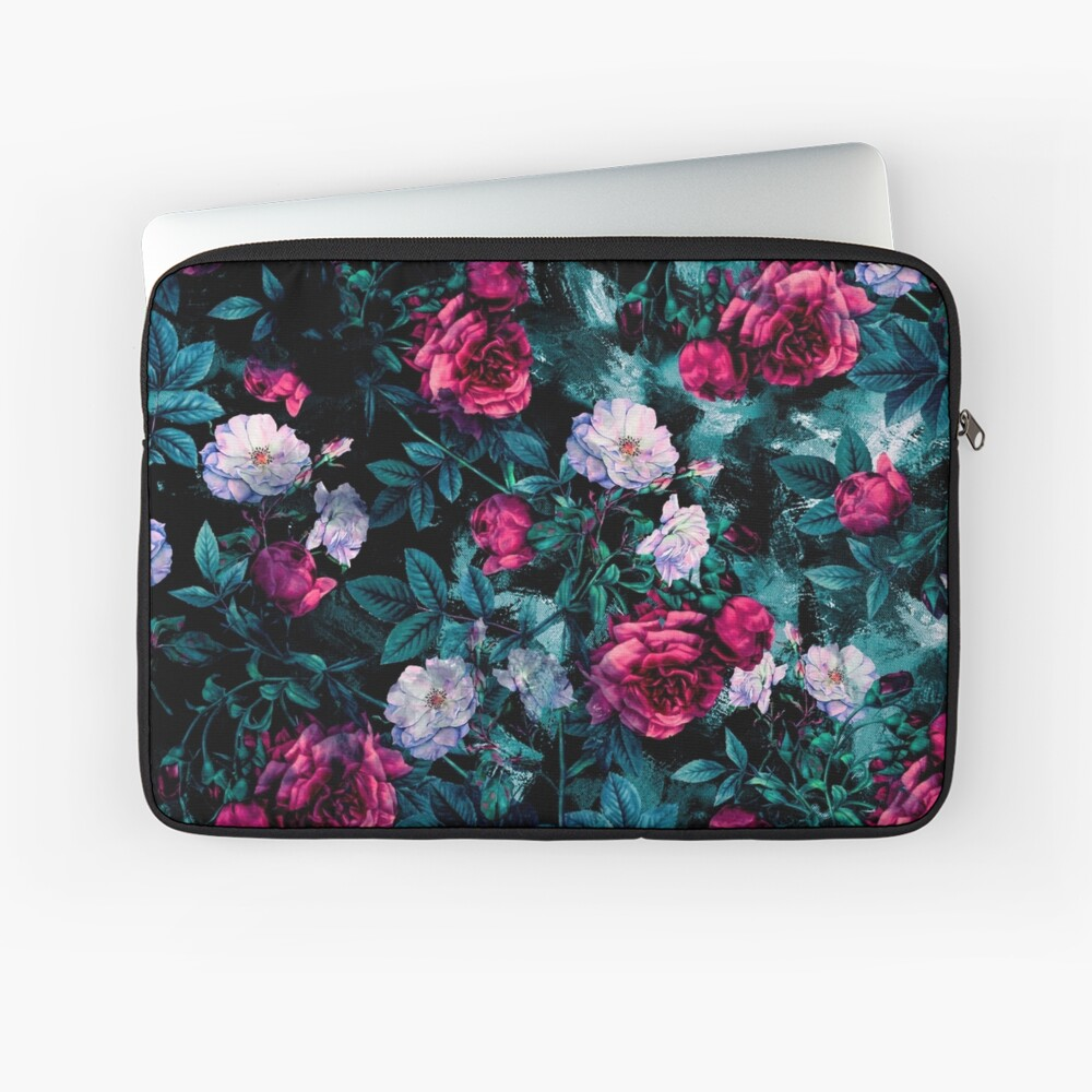 RPE FLORAL ABSTRACT III Laptoptasche
