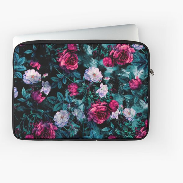 RPE FLORAL ABSTRACT III Laptop Sleeve