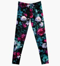 RPE FLORAL ABSTRACT III Leggings