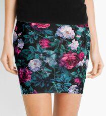 RPE FLORAL ABSTRACT III Mini Skirt