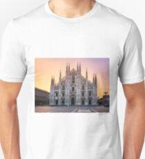 Il Duomo Milan Morning T-Shirt