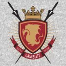 Camelot Jousting Team by rexraygun