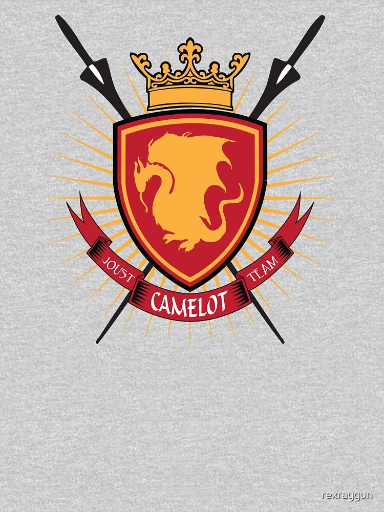 Camelot Jousting Team | Unisex T-Shirt