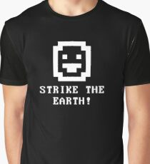 Strike the earth! - Dwarf Fortress Graphic T-Shirt