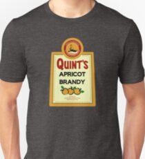 Quint's Apricot Brandy Slim Fit T-Shirt