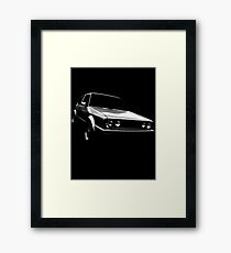 golf gti, golf 1 gti Framed Print