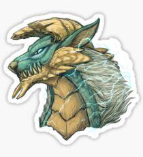 Zinogre's Hunt Sticker