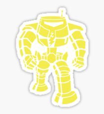 Manbot - Lime Variant Sticker