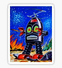 THUNDER ROBOT Sticker