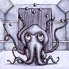 An Octopus Juggling by Cantus