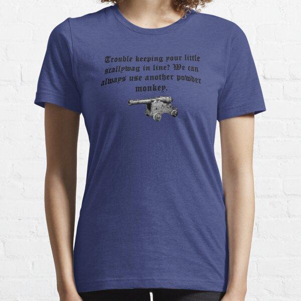 Powder Monkey Essential T-Shirt