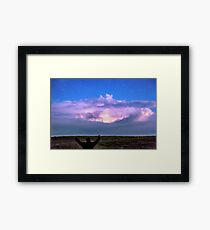 Cheering Nature On Framed Print