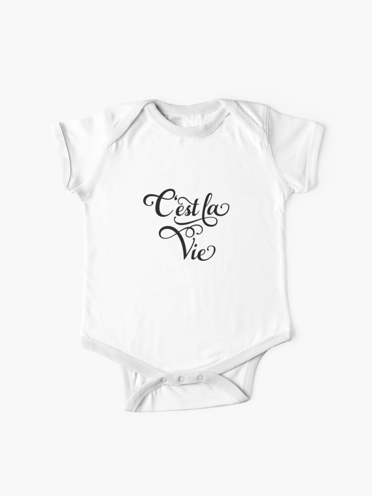 C/'est la vieSWEATSHIRT French Quote on Clothing Such is Life Gift