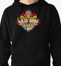 Baja 4000 Official Logo Merchandise Pullover Hoodie