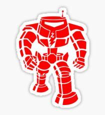 Manbot - Red Sticker