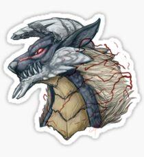 Stygian Zinogre's Hunt Sticker