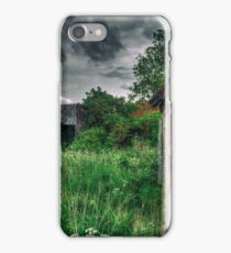 Derelict Farm iPhone Case/Skin