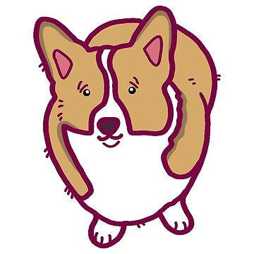 A Corgi Named - Maggie by KayleighCastle