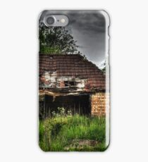Derelict Barn iPhone Case/Skin
