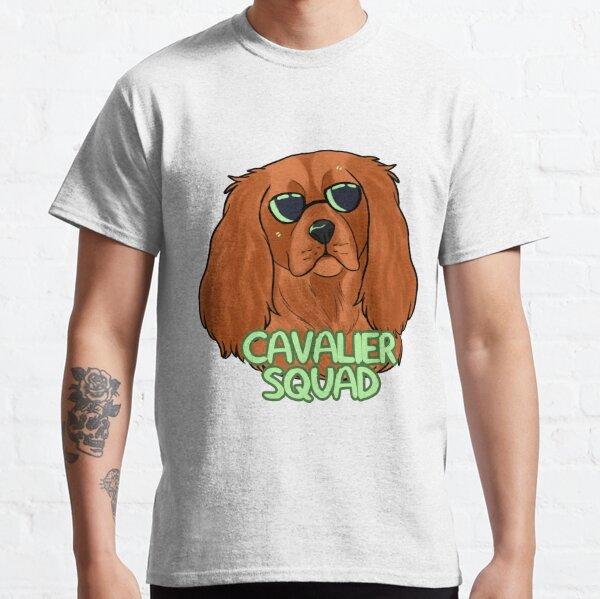 CAVALIER SQUAD (ruby) Classic T-Shirt