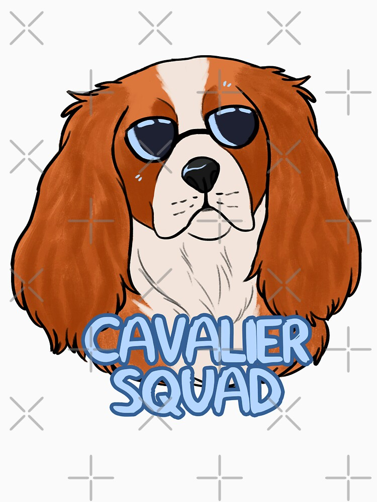 CAVALIER SQUAD (blenheim) by mexicanine