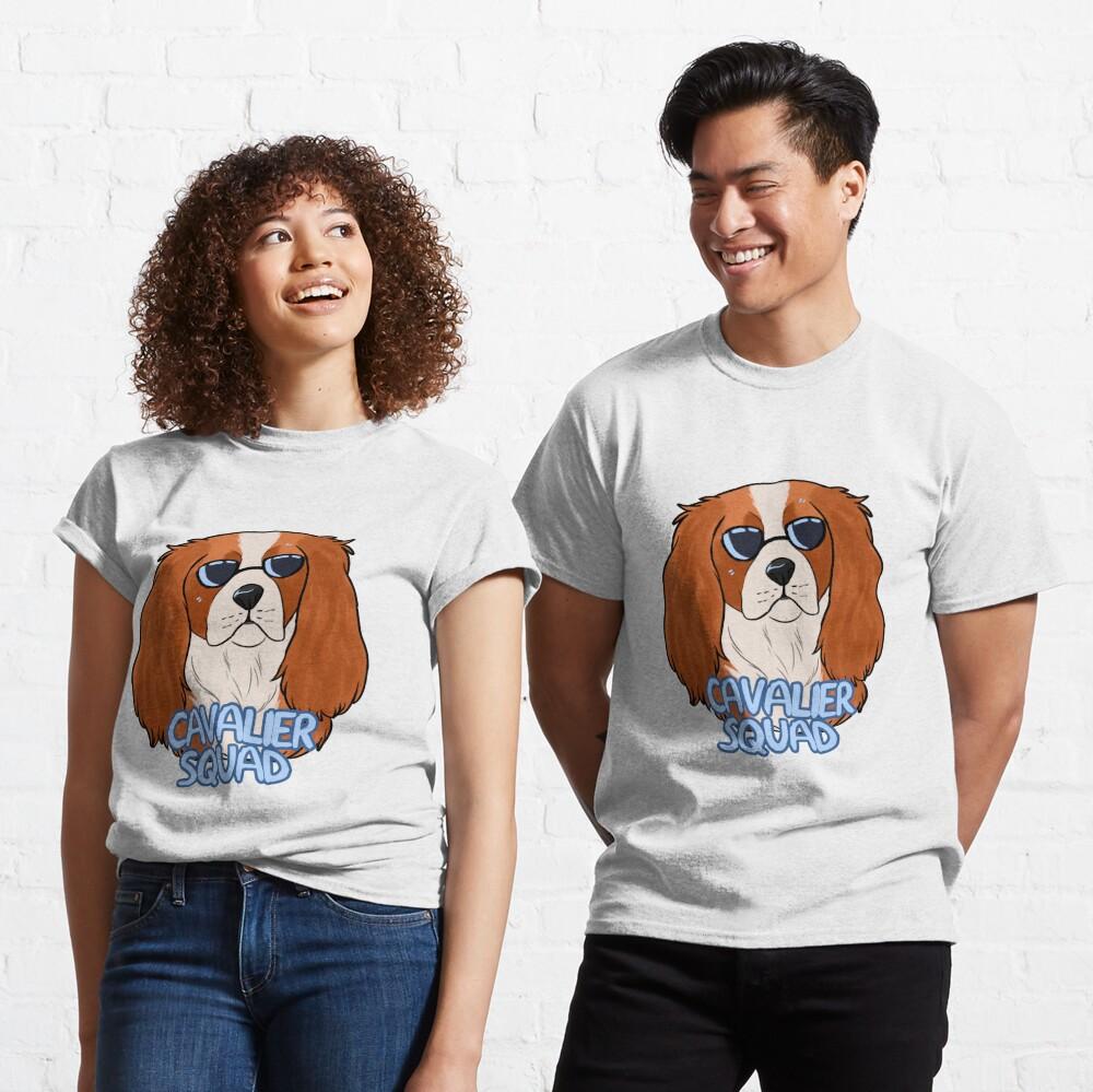 CAVALIER SQUAD (blenheim) Classic T-Shirt