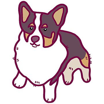 A Corgi Named - Winston by KayleighCastle