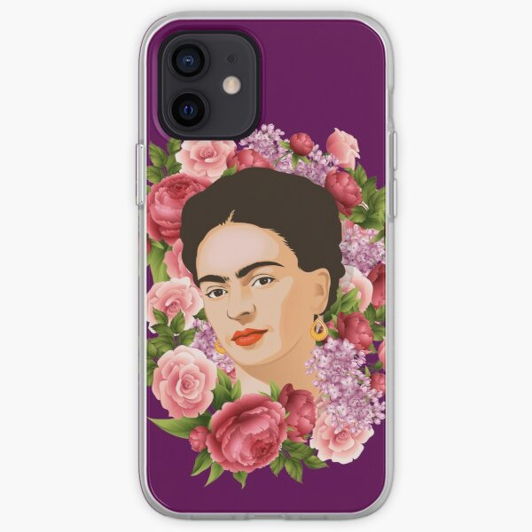 Frida Kahlo iPhone Soft Case
