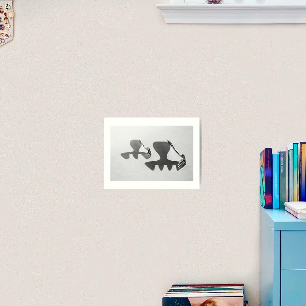 Shadow #1 Art Print