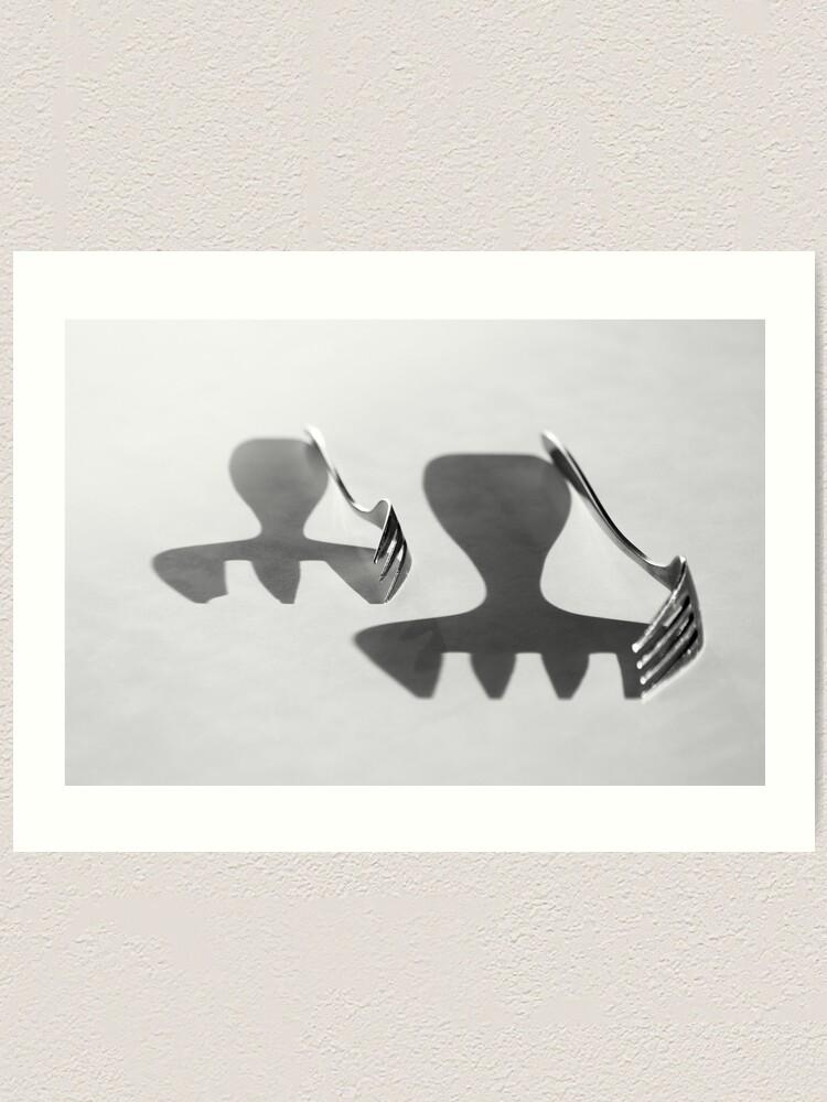 Alternate view of Shadow #1 Art Print