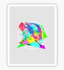Daft Punk'd: Derezzed_04 Sticker