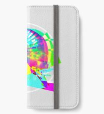 Daft Punk'd: Derezzed_04 iPhone Wallet/Case/Skin