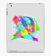 Daft Punk'd: Derezzed_04 iPad Case/Skin